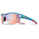 Julbo Aero Zebra Light Fire Glasses red/blue
